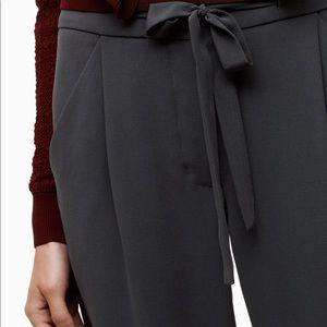 Wilfred Allant Pants- Elegant Charcoal